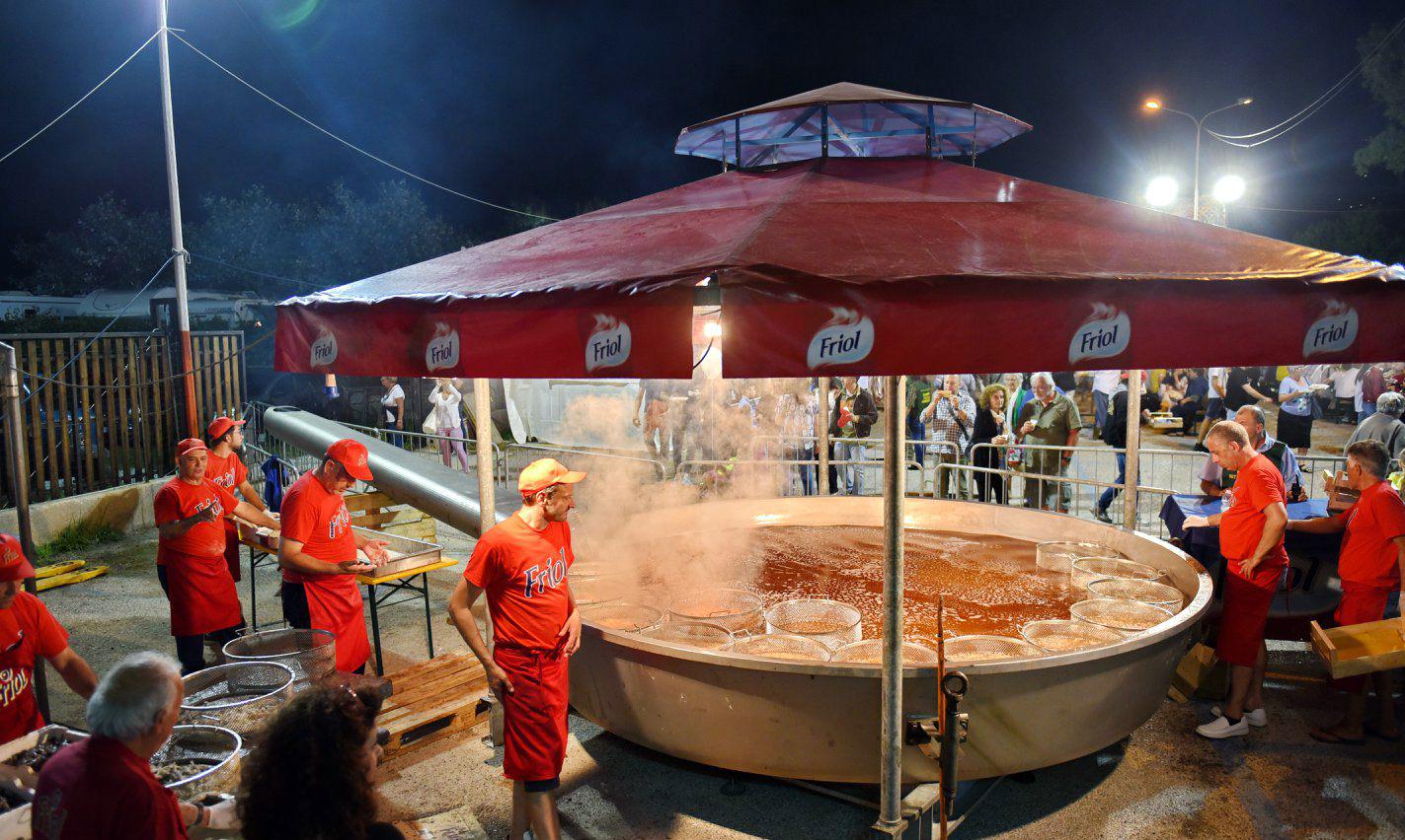 festa del pescato di paranza santa maria di castellabate